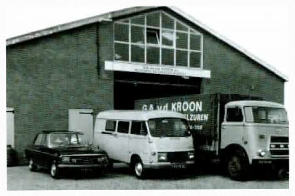 Kroon Food historie